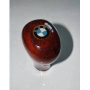 Топка скоростен лост BMW махагон