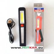 Акумулаторен LED прожектор с магнит - ZJ-589