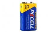 Батерия 9V zinc chlorid PKCELL - 1бр.