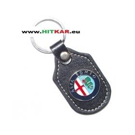 Ключодържател - ALFA ROMEO - кожен