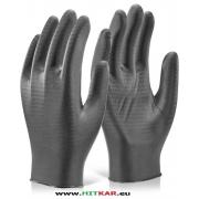 Ръкавици за еднократна употреба от нитрил BLACK GRIPPER 100 бр.