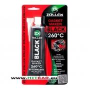 СИЛИКОН - ZOLLEX 85g BLACK
